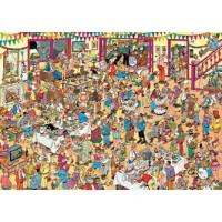 Jan van Haasteren 1000 stukjes: Vrolijke verjaardag