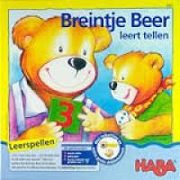 Haba Breintje Beer leert tellen