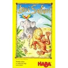Haba Larie Safari  (lari safari)