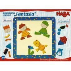 Haba Magnetisch combinatiespel Fantasia