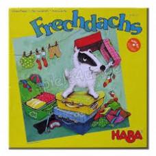Haba Rommelkoffer/ frechdachs