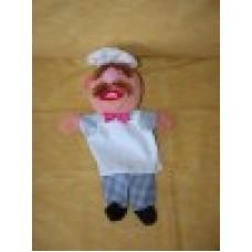 Muppethandpop AH: Kok/Swedish chef