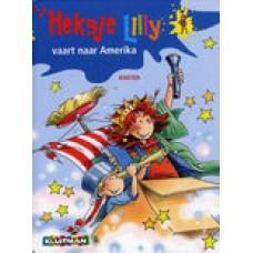 Knister: Heksje Lilly vaart naar Amerika