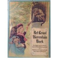Het groot dierentuinboek, een dagje tussen de dieren naar werelijkheid getekend ( driedemnsionaal prentenboek))