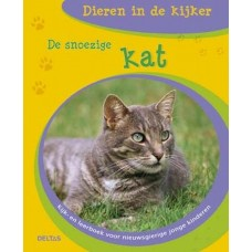 Dieren in de kijker: De snoezige kat