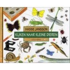 Jansson, Hasse: Kijken naar kleine dieren