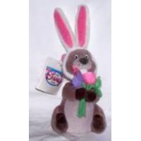 Winnie de Poeh: MIni bean bag easter bunny Gopher