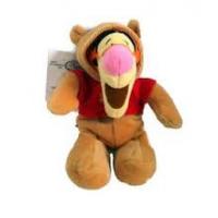 Winnie de Poeh: Mini bean bag tigger as pooh 8