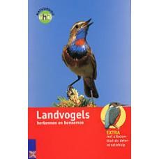 Natuurgids THB: Landvogels, herkennen en benoemen door Klaus Richarz