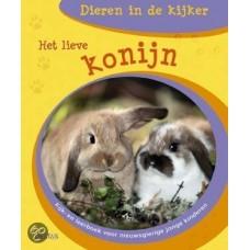 Dieren in de kijker: Het lieve konijn