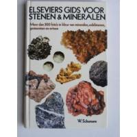 Elseviers gids  voor stenen & mineralen door W Schumann