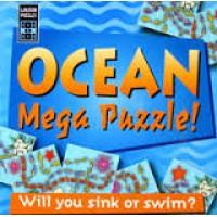Lagoon Puzzles: Ocean mega puzzle! ( 36 stuks)