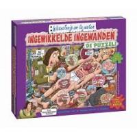 Waanzinnig om te weten puzzel 300 stukjes: Ingewikkelde ingewanden
