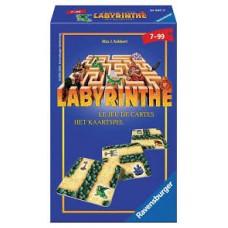 Ravensburger: Labyrinthe  het kaartspel (nieuw in folie)