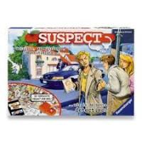 Ravensburger: Suspect... wie is de beste detective
