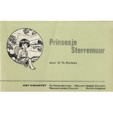 Het Kwartet : Prinsesje Sterremuur ( G.TH Rotman)