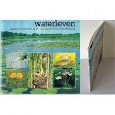 Postgiro en Rijkspostspaarbank1980/1981: Waterleven, planten en dieren in en om het water in Nederland(