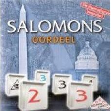 Identity Games: Salomons oordeel ( nieuw in folie)