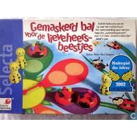 Selecta: Gemaskerd bal voor onze lieveheersbeestjes