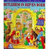 Adams, Lynn: Betlehem in rep en roer, wat is er aan de hand? open de deurtjes en ontdek