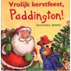 Bond, Michael met ill. van RW Alley: Vrolijk kerstfeest Paddington