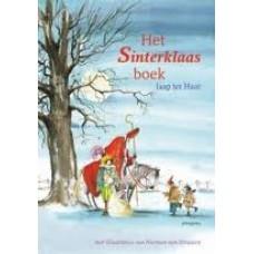 Haar, Jaap ter met ill. van Harmen van Straaten: Het Sinterklaasboek/ het kerstboek ( omkeerboek)