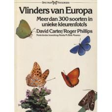 Spectrum natuurgids: Vlinders van europa