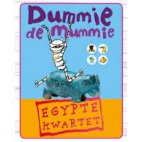 Dummie de Mummie Egypte kwartet: nieuw in folie