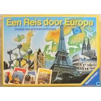 Ravensburger: Een reis door Europa, ontdek een grenzeloos Europa