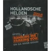 Nova Carta: Hollansche Helden, ranking me ranking you ( nieuw in folie)