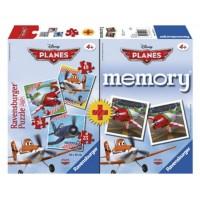 Ravensburger: Planes memory en 3x puzzel 25-36-49 stukjes