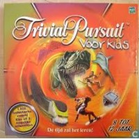 Parker: Trivial pursuit voor kids