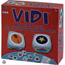 University Games: Vidi ( dobbel en verzin de leukste combinaties)