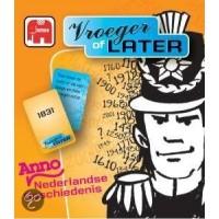 Jumbo: Vroeger of later ( anno Nederlandse geschiedenis)