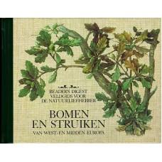 Readers Digest veldgids voor de natuurliefhebber: Bomen en struiken van west en midden europa
