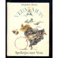 Bastin, Marjolein: Spelletjes met vera
