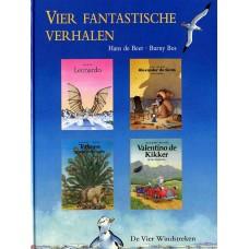 Beer, Hans de en Burny Bos: Vier fantastische verhalen (Leonardo/Alexander/Tetkees/Valentino)