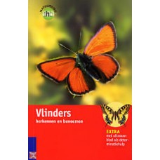 Natuurgids THB: Vlinders, herkennen en benoemen door Heiko Bellmann