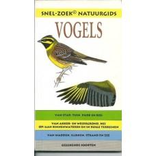 Snel-zoek natuurgids: vogels