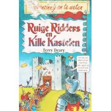 Waanzinnig om te weten:  Ruige ridders en kille kastelen