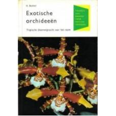 Thieme's zakboeken voor natuurvrienden: Bechtel, H: Exotische orchideeen