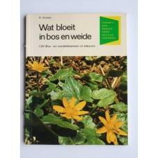 Thieme's zakboeken voor natuurvrienden: Aichele, D: Wat bloeit in bos en weide