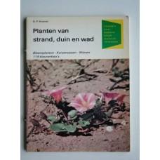 Thieme's zakboeken voor natuurvrienden: Kremer, BP: Planten van strand, duin en wad