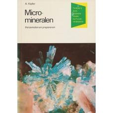 Thieme's zakboeken voor natuurvrienden: Kipfer, A: Micromineralen