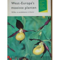 Thieme's zakboeken voor natuurvrienden: Aichele, D: West-Europa's mooiste planten