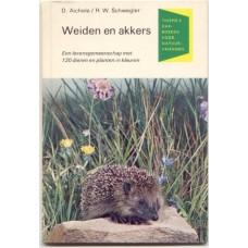 Thieme's zakboeken voor natuurvrienden: Aichele, D en HW Schwegler: Weiden en akkers