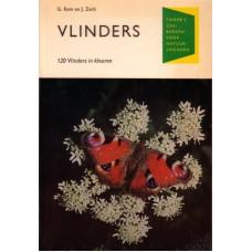 Thieme's zakboeken voor natuurvrienden: Rein, G en J Zech: Vlinders