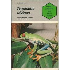 Thieme's zakboeken voor natuurvrienden: Zimmermann, H: Tropische kikkers