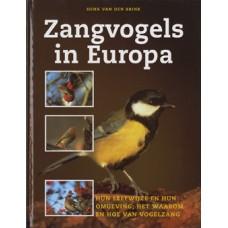 Brink, Henk van den: Zangvogels in Europa