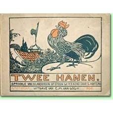 Hoytema, TH van: Twee hanen